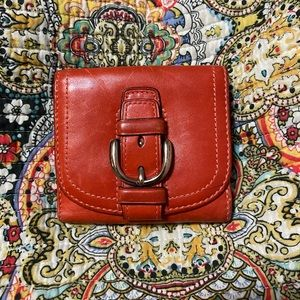 Coach Coral Small Wallet